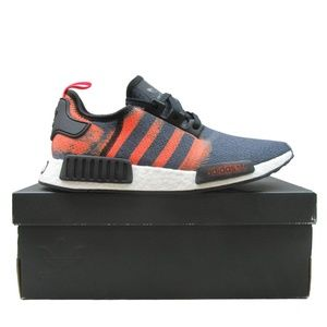 Adidas Originals NMD R1 Black Solar Red